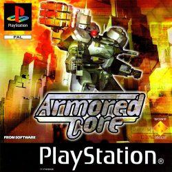 Download Armored Core Jogo PS1 Baixar Grátis